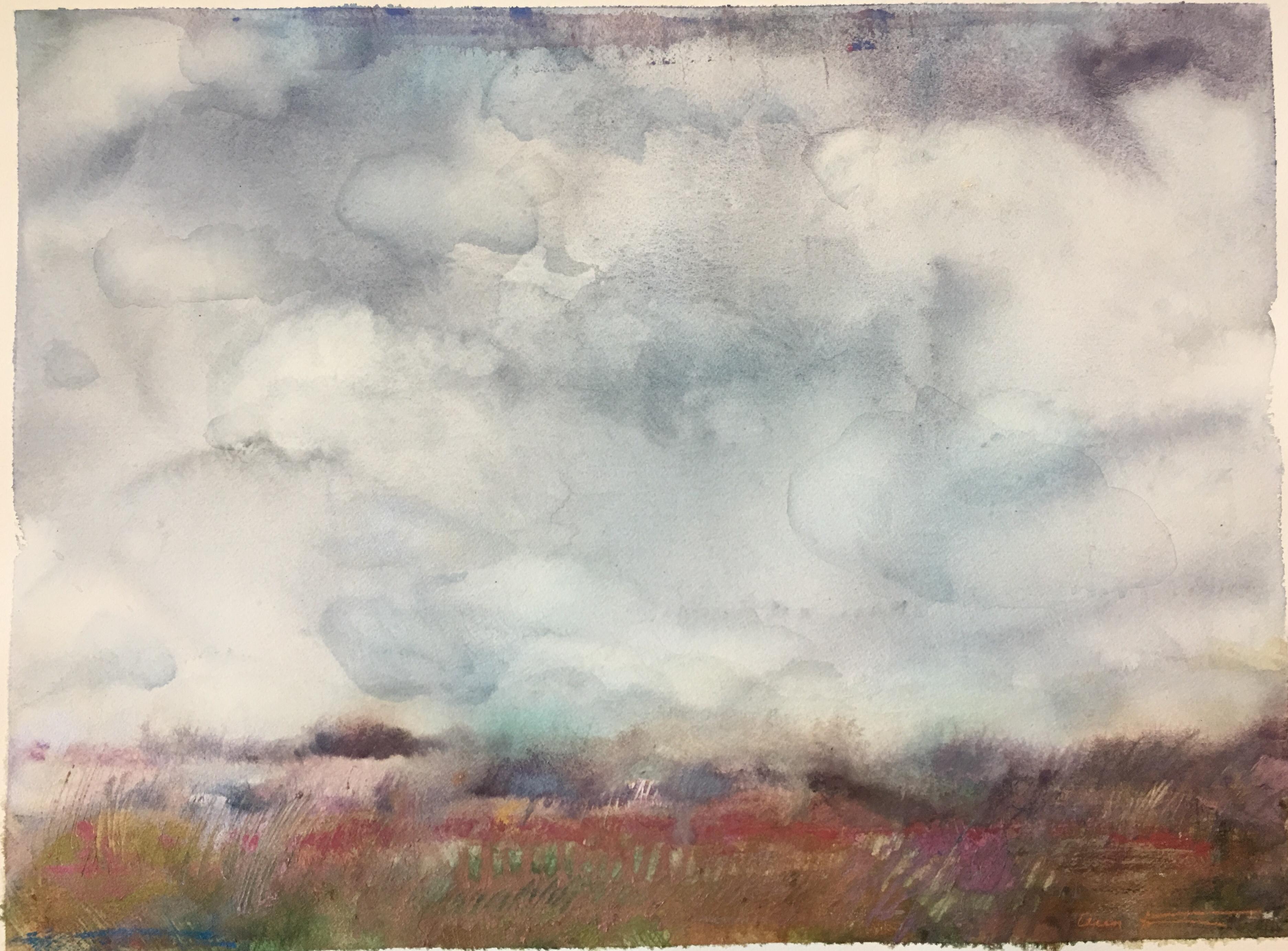 Brushland by Ann Stretton