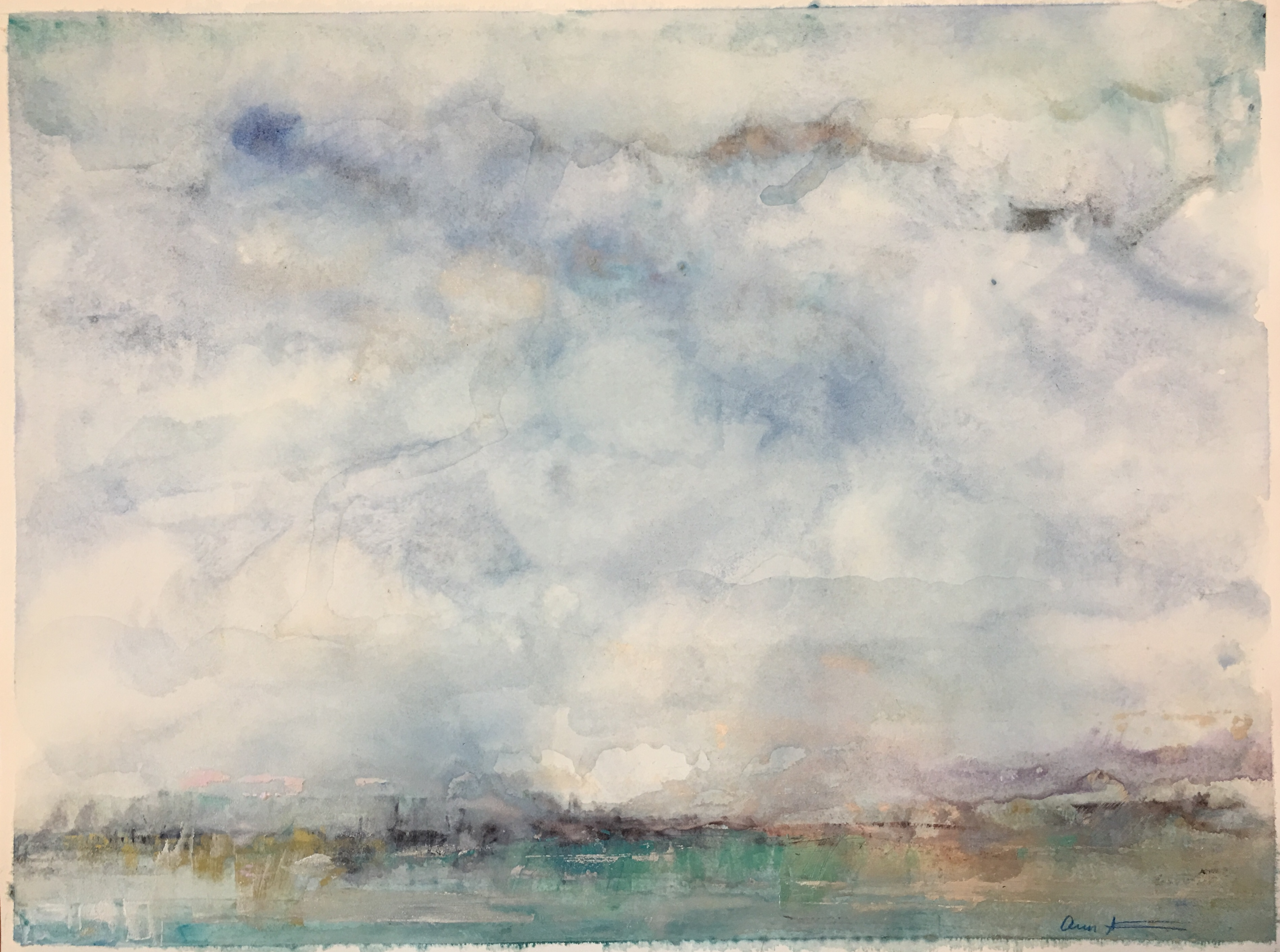 Distance by Ann Stretton