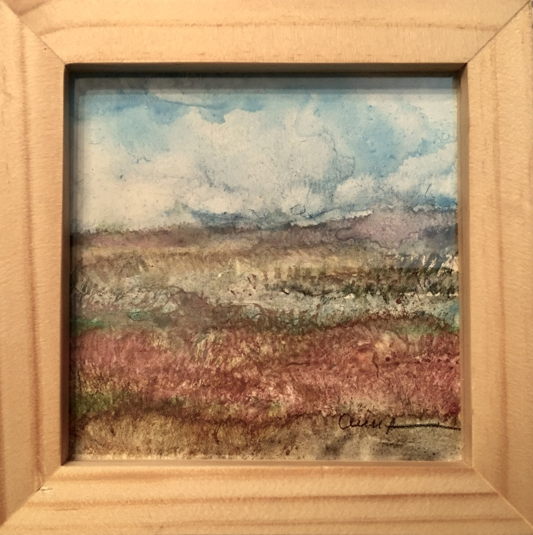 Prairie Clouds by Ann Stretton