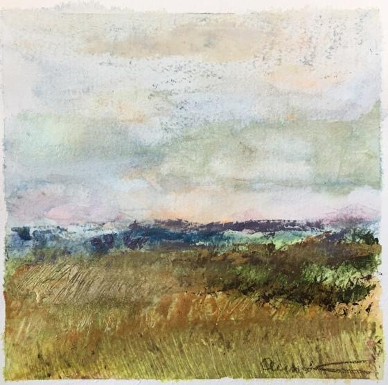 Solitude Plain by Ann Stretton