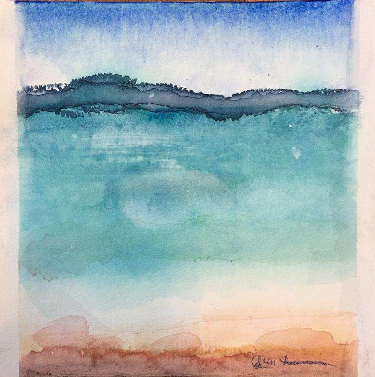 Afar by Ann Stretton