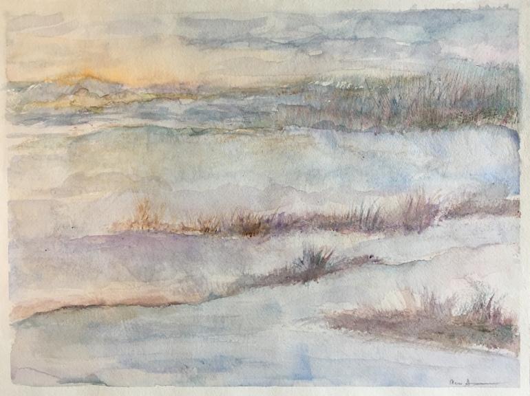 Around Four by Ann Stretton