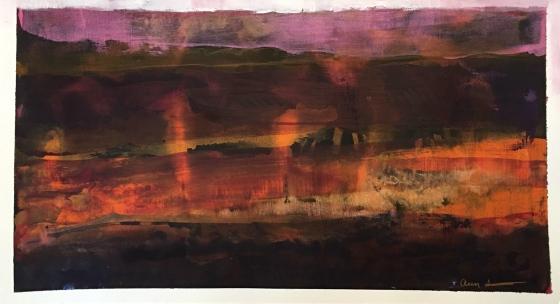 Canyonfire by Ann Stretton