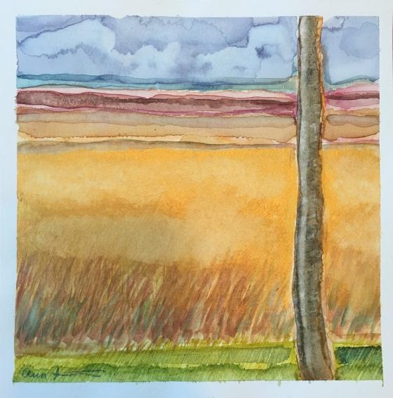 Firepoll by Ann Stretton