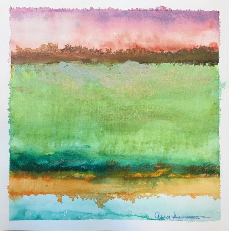 Lakeofire by Ann Stretton