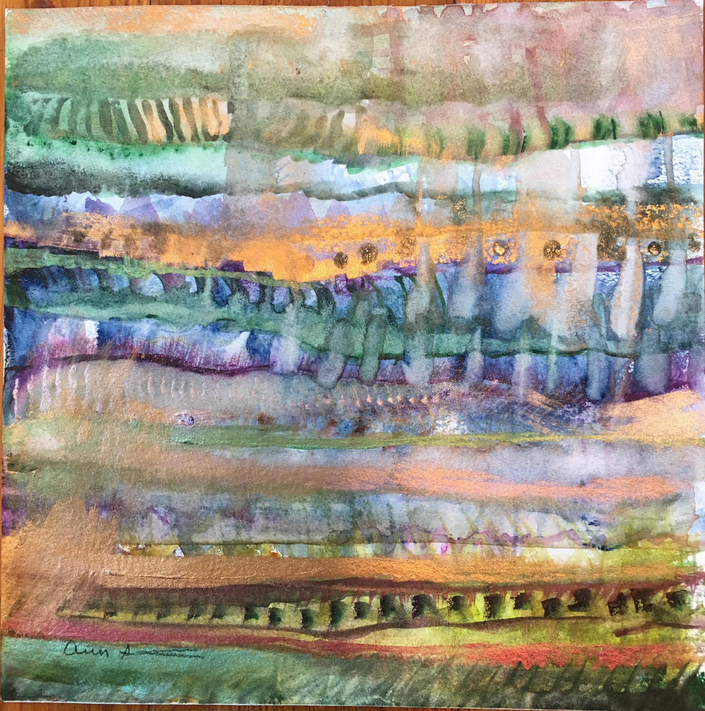 Larval by Ann Stretton