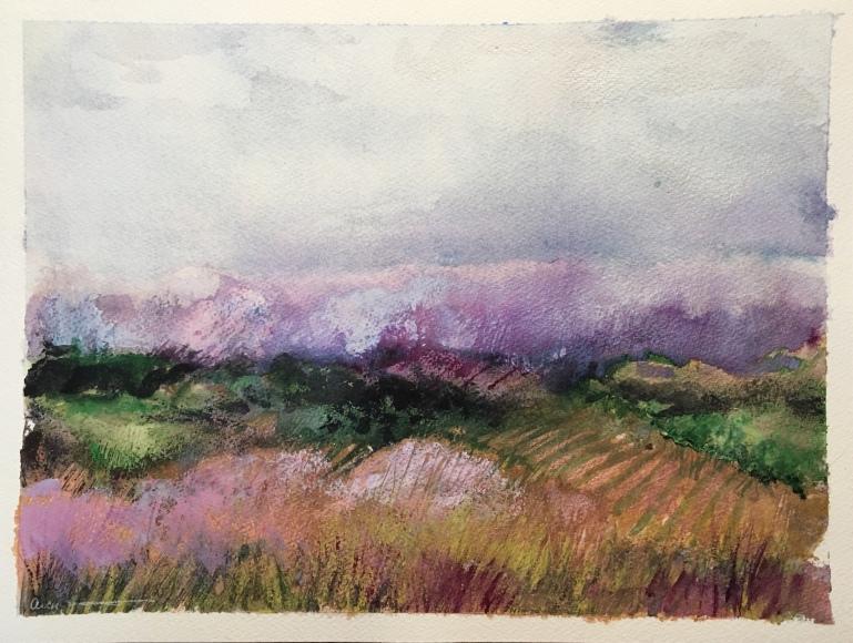 Meadowesque by Ann Stretton