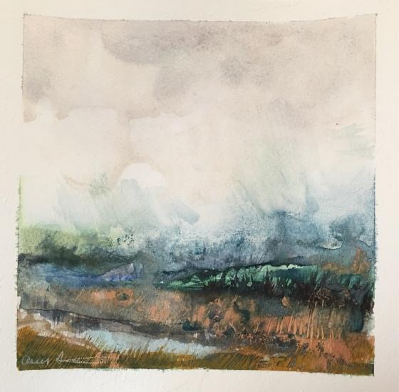 Mudhole by Ann Stretton