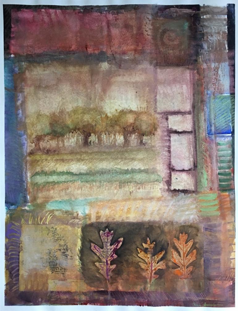 Oak by Ann Stretton