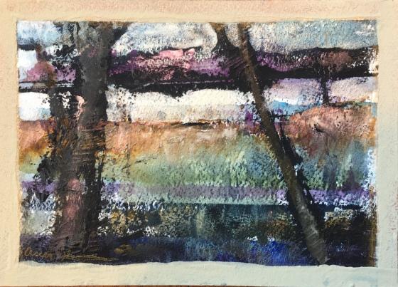 Roadside Driveby by Ann Stretton