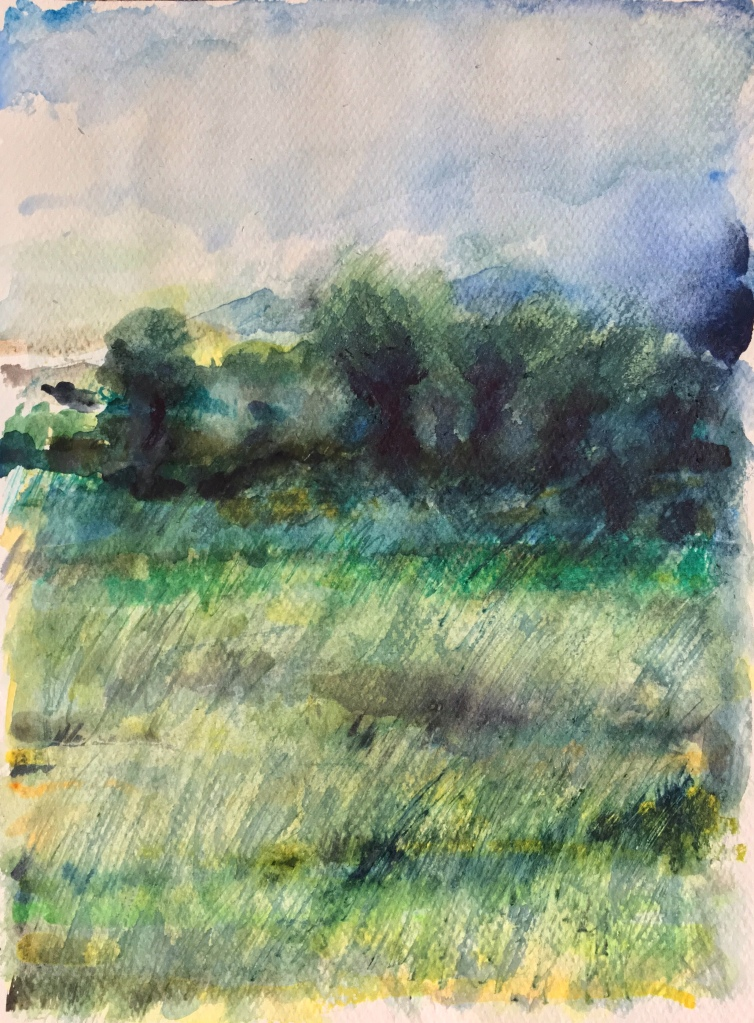 Summerwind by Ann Stretton