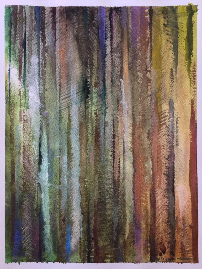 The Rigid Forest by Ann Stretton