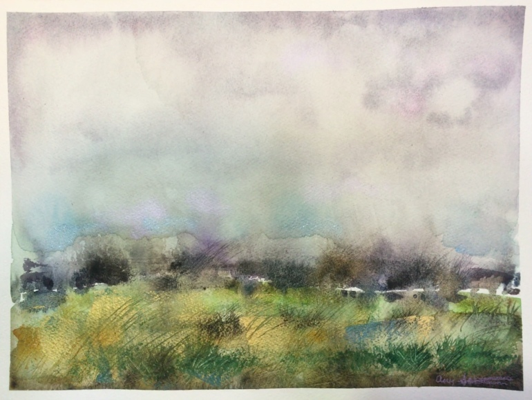 Untitled - private collection, by Ann Stretton
