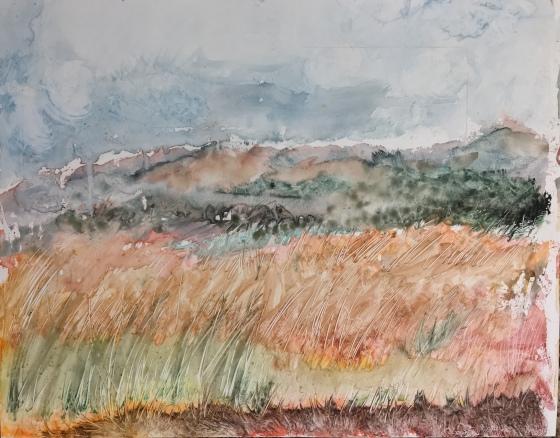 Westrain by Ann Stretton