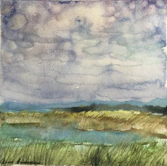 Cloudplay Riverbank by Ann Stretton