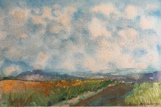 Irrigatio by Ann Stretton