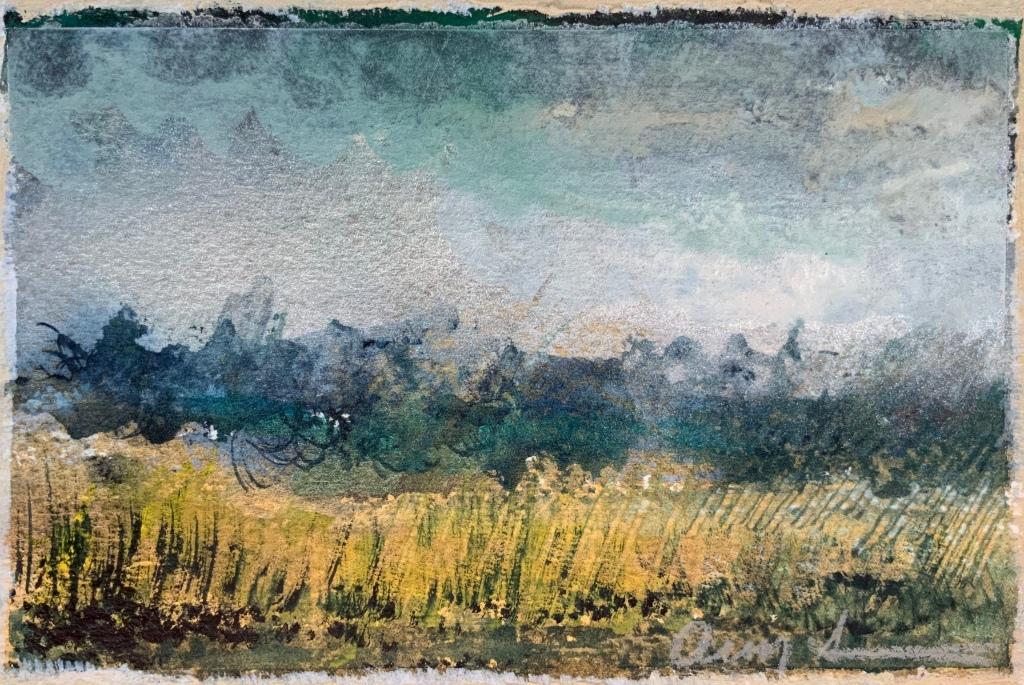 Backroad by Ann Stretton