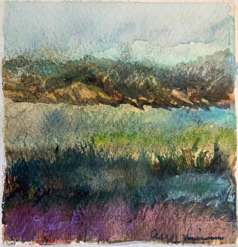 Low Reservoir by Ann Stretton