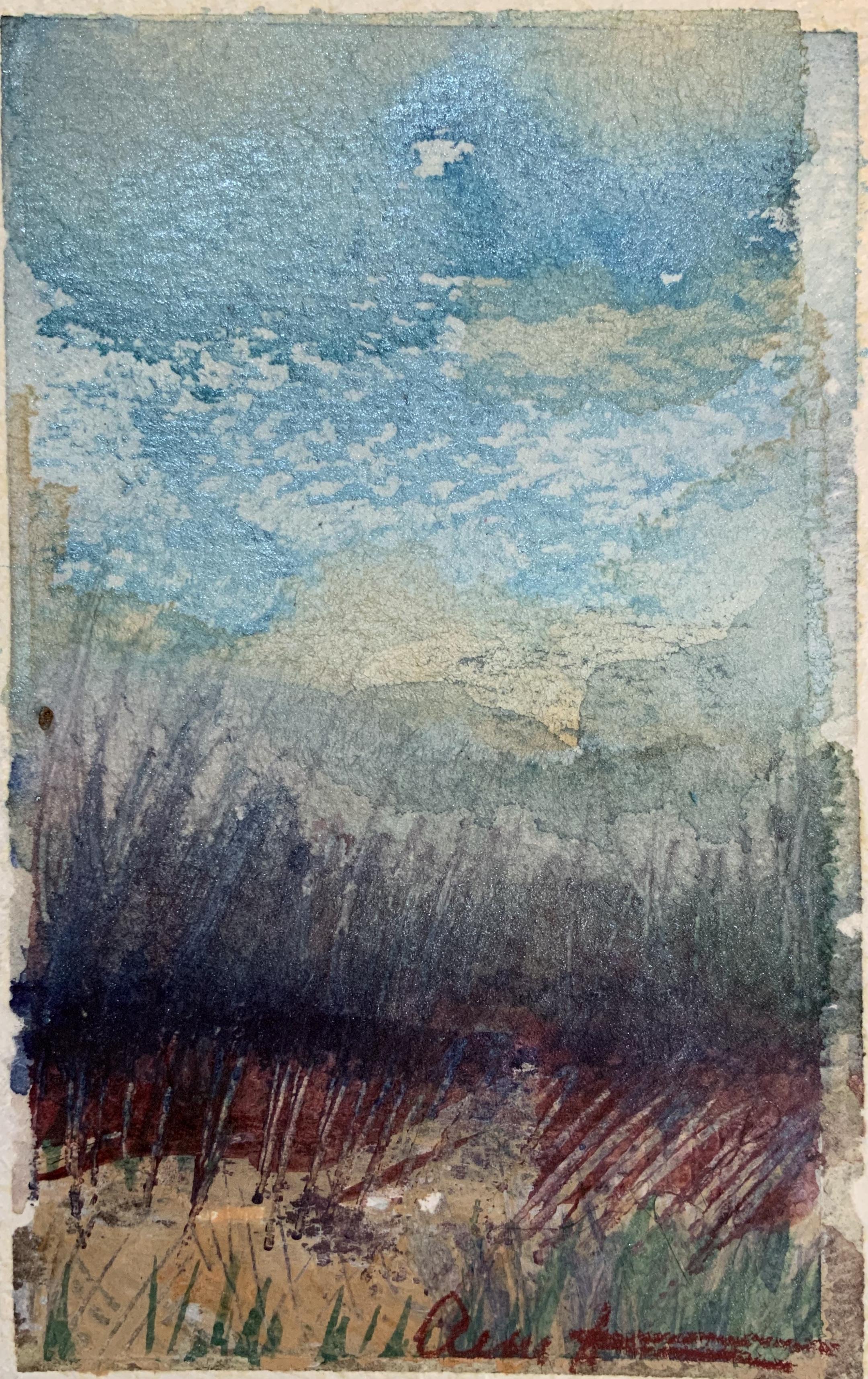 Mountaincloud by Ann Stretton